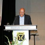 Abschiedsreden von Stefan Altenberger, Erster Beigeordneter der Stadt Gerlingen...