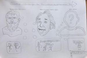 Lauter Genies: Von Platon über Einstein zum *